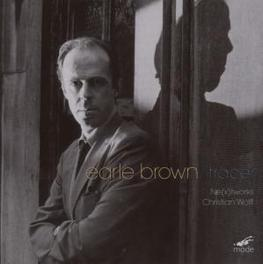 TRACER NE[X]TWORKS//WOLFF, C. Audio CD, EARLE BROWN, CD