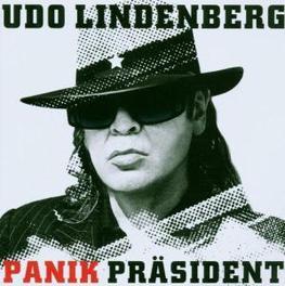 DER PANIKPRAESIDENT Audio CD, UDO LINDENBERG, CD