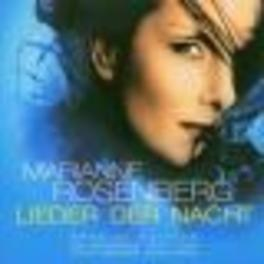 LIEDER DER NACHT -SE- SPECIAL EDITION Audio CD, MARIANNE ROSENBERG, CD