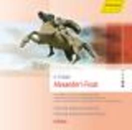 ALEXANDER'S FEAST SCHLESWIG-HOLSTEIN FESTIVAL/CHRISTOPH ESCHENBACH Audio CD, G.F. HANDEL, CD