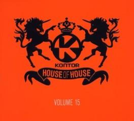 KONTOR HOUSE OF HOUSE 15 V/A, CD