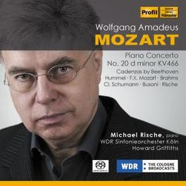 PIANO CONCERTO NO.20 D MI WDR S.O. KOLN/MICHAEL RISCHE Audio CD, W.A. MOZART, CD