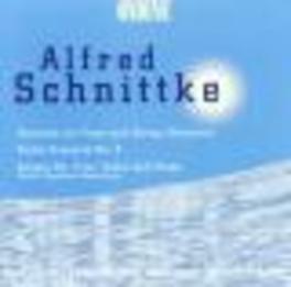 CONCERTO FOR PIANO &.. VIRTUOSI DI KUHMO/GOTHONI A. SCHNITTKE, CD