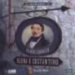 ELENA E CONSTANTINO ROSIQUE/MCPHERSON Audio CD, R. CARNICER, CD