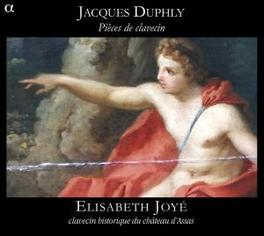 PIECES DE CLAVECIN ELISABETH JOYE Audio CD, J DUPHLY, CD