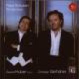 WINTERREISE D911 CHRISTIAN GERHAHER Audio CD, SCHUBERT, F., Audio Visuele Media