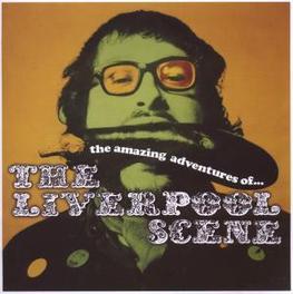 AMAZING ADVENTURES OF/BRE PROD. BY JOHN PEEL Audio CD, LIVERPOOL SCENE, CD