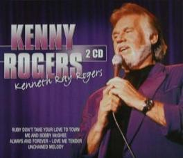 KENNETH RAY ROGERS TR:ME & BOBBY MCGHEE/ALWAYS & FOREVER/MISTY & MANY MORE Audio CD, KENNY ROGERS, CD