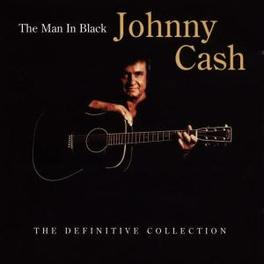 MAN IN BLACK: THE.. .. DEFINITIVE COLLECTION Audio CD, JOHNNY CASH, CD
