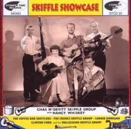 SKIFFLE SHOWCASE Audio CD, V/A, CD