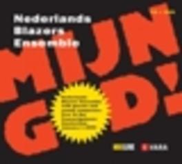MIJN GOD!.. -CD+DVD- .. NIEUWJAARSCONCERT 2009 Audio CD, NEDERLANDS BLAZERS ENSEMB, CD