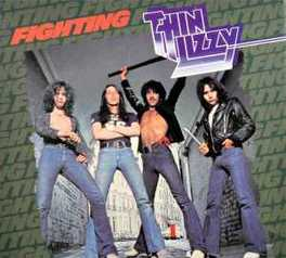 FIGHTING -DELUXE- THIN LIZZY, CD