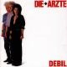 DEBIL Audio CD, AERZTE, CD