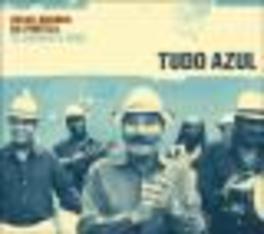 TUDO AZUL Audio CD, VELHA GUARDA DA PORTELA, CD