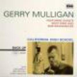 CALIFORNIA HIGH SCHOOL Audio CD, GERRY MULLIGAN, CD