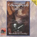 SYMPHONY NO.2 IN B FLAT MAJOR OP.4 W/USSR TV & RADIO LARGE SO MOSCOW/G.ROZHDEST