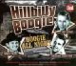 HILLBILLY BOOGIE WAL DEXTER/DELMORE BROTHERS/MADDOX BROTHERS/BILL HALEY Audio CD, V/A, CD