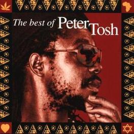 BEST OF -SCROLLS OF THE PROPHET- Audio CD, PETER TOSH, CD