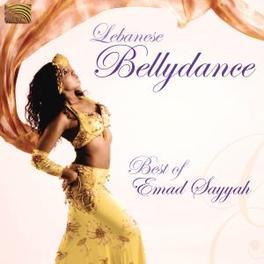LEBANESE BELLYDANCE Audio CD, EMAD SAYYAH, CD