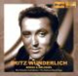 SONGS & MELODIES Audio CD, FRITZ WUNDERLICH, CD
