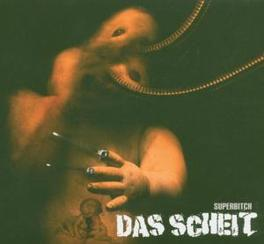 SUPERBITCH ATMOSPHERIC DARK METAL GENIUS Audio CD, DAS SCHEIT, CD