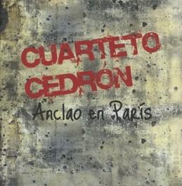 ANCLAO EN PARIS CUARTETO CEDRON, CD