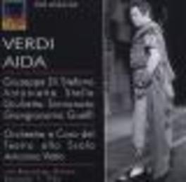 AIDA DI STEFANO/STELLA/SIMIONATO/GUELFI Audio CD, G. VERDI, CD