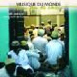 CHANTS SOUFIS DES COMORES SUFI SONGS FROM THE COMOROS Audio CD, ALI AMANI, CD