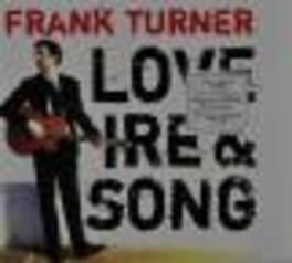 LOVE IRE & SONG Audio CD, FRANK TURNER, CD