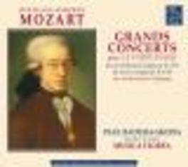 GRAND CONCERTS POUR LE FO PAUL BADURA-SKODA Audio CD, W.A. MOZART, CD