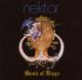 BOOK OF DAYS Audio CD, NEKTAR, CD