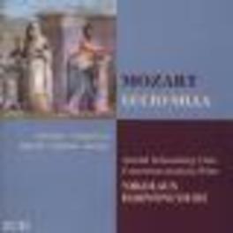 LUCIO SILLA NIKOLAUS HARNONCOURT Audio CD, W.A. MOZART, CD