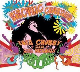 ELECTRIC CHUBBYLAND 3CD SET OF POPA PLAYING JIMI Audio CD, POPA CHUBBY, CD