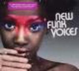 NEW FUNK VOICES Audio CD, V/A, CD
