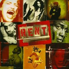 RENT W/BONUS TRACK 'SEASONS OF LOVE' ORIGINAL BROADWAY CAST, CD