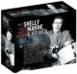 SEPTET AND QUINTET.. .. SESSIONS 1951-1958 - 2CD SET + 60PG. BOOKLET Audio CD, MANNE, SHELLY & HIS MEN, CD