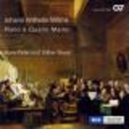 PIANO A QUATRE MAINS HANS-PETER & VOLKER STENZL Audio CD, WILMS, CD