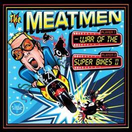 WAR OF THE SUPERBIKES RE-ISSUE OF 1985 ALBUM/INCL. 10 BONUSTRACKS Audio CD, MEATMEN, CD