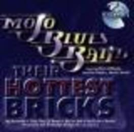 THEIR HOTTEST BRICKS BOOGIE-WOOGIE Audio CD, MOJO BLUES BAND, CD