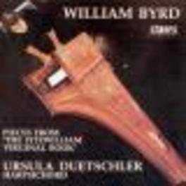 FITZWILLIAM VIRGINAL BOOK W/URSULA DUTSCHLER W. BYRD, CD