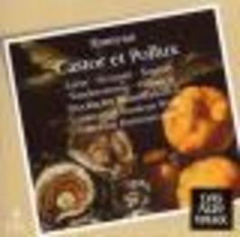 CASTOR ET POLLUX /NIKOLAUS HARNONCOURT Audio CD, J.P. RAMEAU, CD