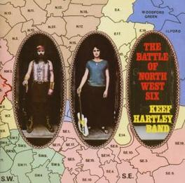 BATTLE OF NORTH WEST SIX 1969 ALBUM, FEAT. MICK TAYLOR (ROLLING STONES) Audio CD, HARTLEY, KEEF -BAND-, CD