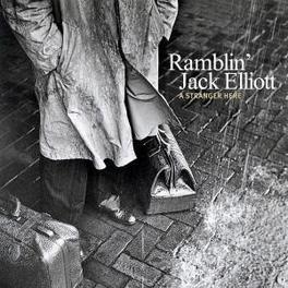 STRANGER HERE Audio CD, RAMBLIN' JACK ELLIOTT, CD