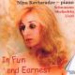 IN FUN & EARNEST Audio CD, NINA KAVTARADZE, CD