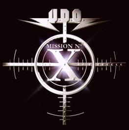 MISSION X Audio CD, U.D.O., CD