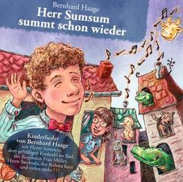 HERR SUMSUM SUMMT SCHON.. .. WIEDER Audio CD, BERNHARD HAAGE, CD