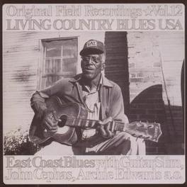 LIVING COUNTRY BLUES 12 EAST COAST BLUES VOL.12 Audio CD, V/A, CD