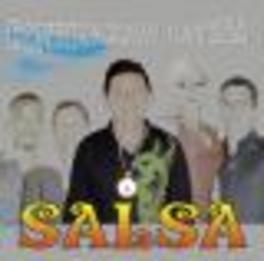 SALSA COMBINACION LATINA, CD