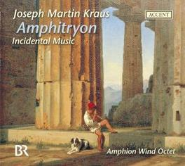 AMPHITRYON AMPHION WIND OCTET Audio CD, J.M. KRAUSS, CD