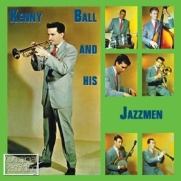 KENNY BALL & HIS JAZZMEN KENNY BALL, CD